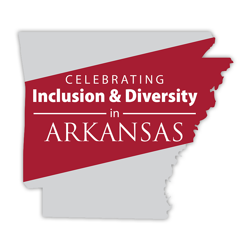 Celebrating Diversity and Inclusion in Arkansas Map