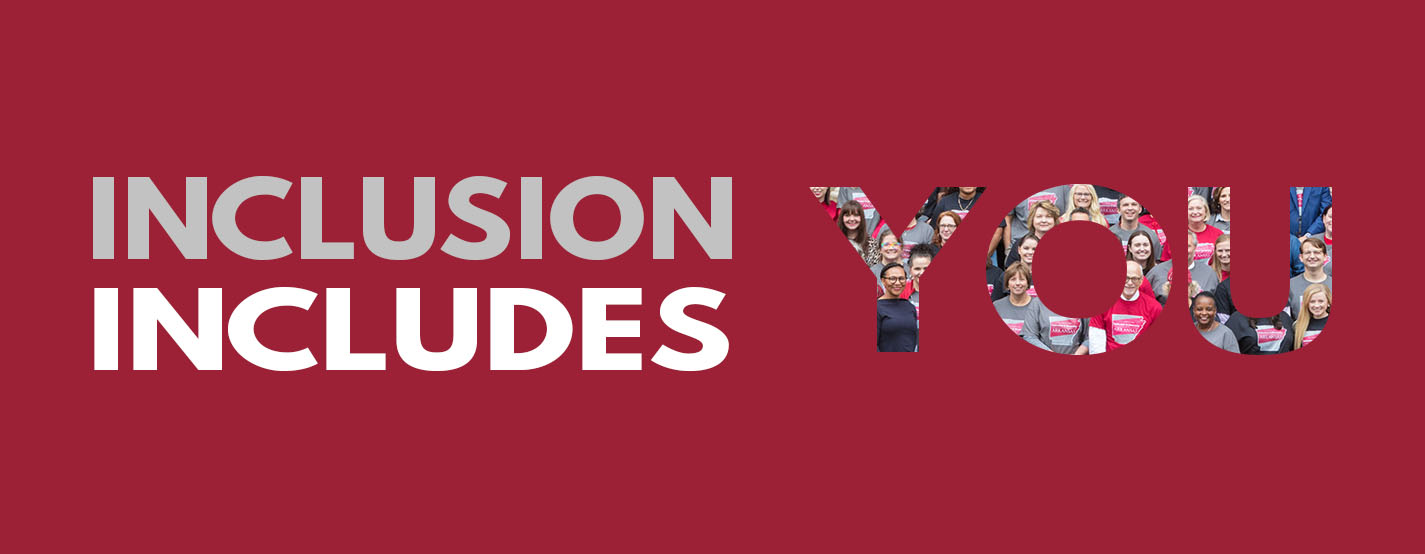 Inclusion Includes You Banner