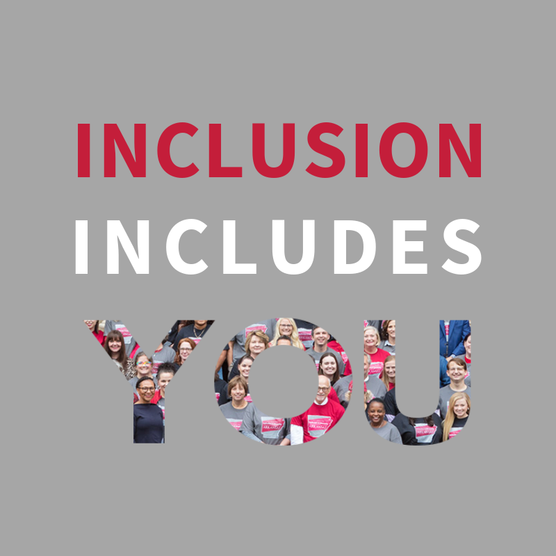 Celebrating Inclusion & Diversity